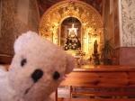 teddy church, smll