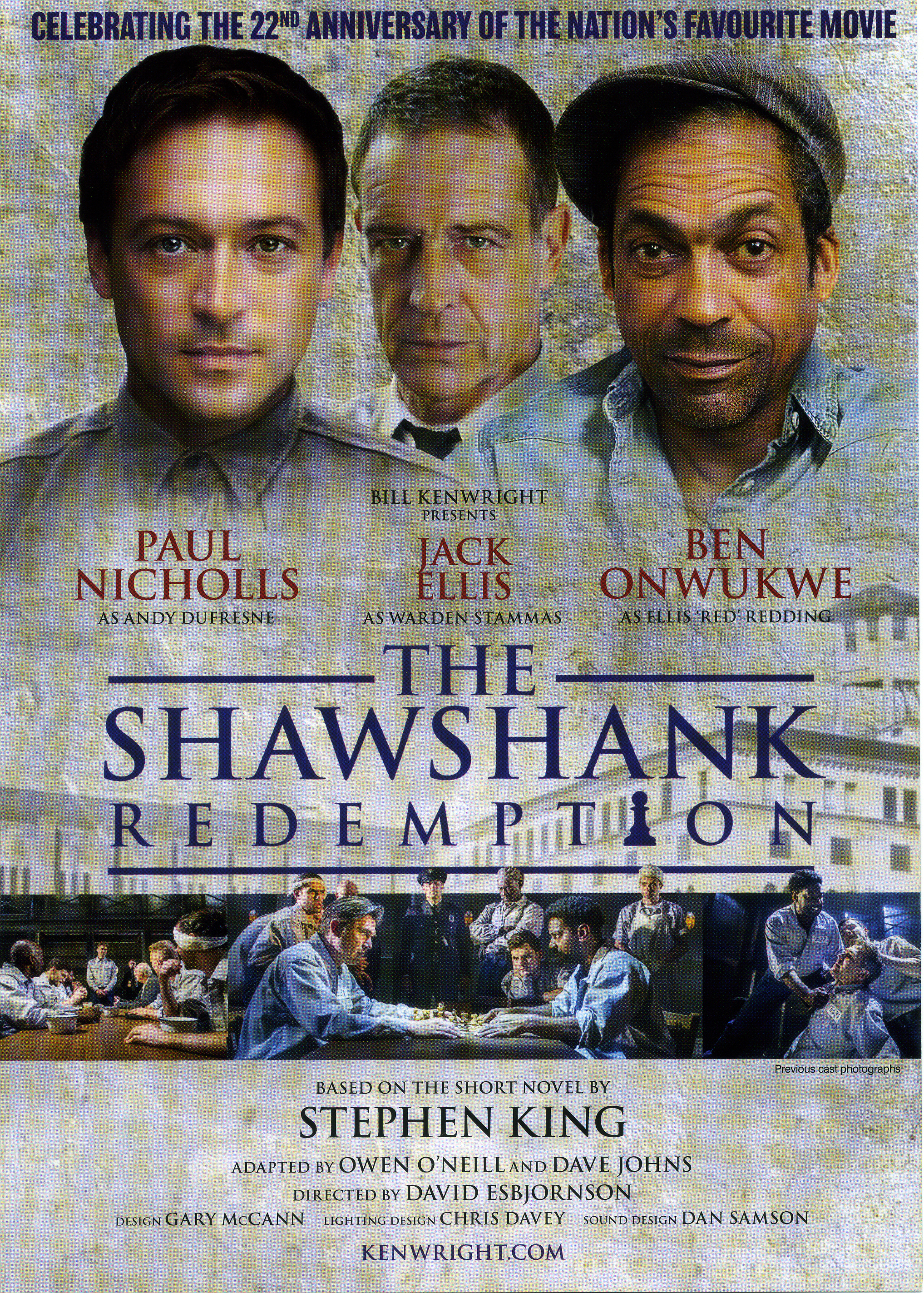"critique shawshank redemption essays The shawshank redemption aqa, the examination board, has asked selected pupils to submit written reports on possible films to be studied for the media section of the gcse english exam, specifically of the ""the shawshank redemption."